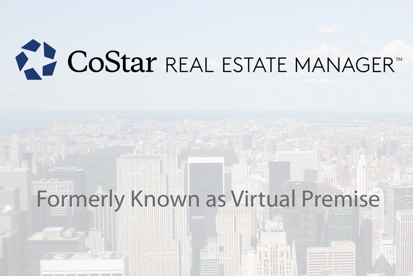 Virtual Premise is Now CoStar Real Estate Manager