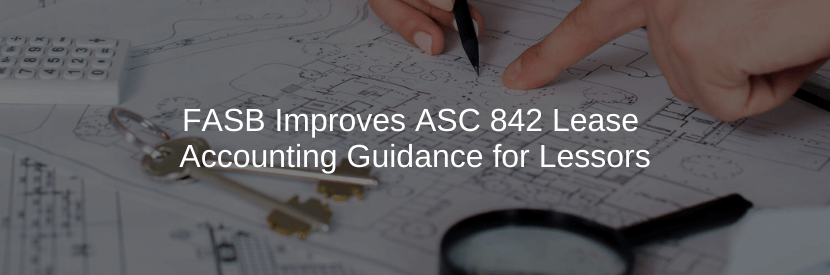 Lease Accounting Guidance For Lessors