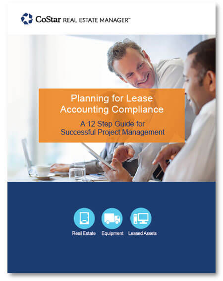 12 Step Lease Accounting Compliance Plan