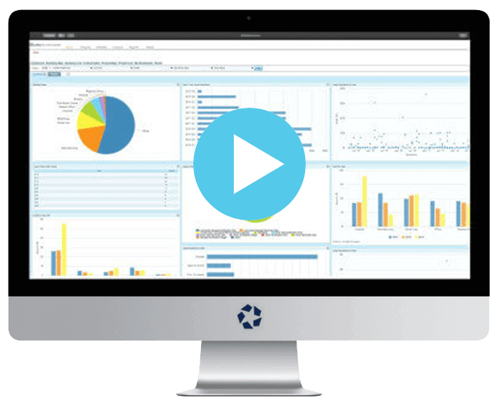 Lease Administration Software Dashboard